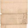 Letter to Domine Johannes Ritzema