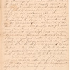 Correspondence with Aaron Burr, Sr
