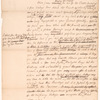 Correspondence with Aaron Burr, Sr