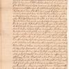 Correspondence with Reverend Chauncey Graham