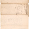 Letter to [Eleazer] Miller