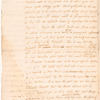 Letter to Domine Van Bright