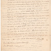 Letter to Cadwallader Colden