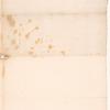 Letter to Mrs. [Maria] Farmer
