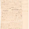 Letter from Elihu Spencer to an unidentified recipient [William Smith Jr.]
