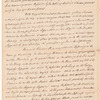 Letter from [William Wyndham] Grenville to Lord Dorchester [Guy Carleton]
