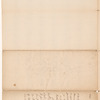 Letter to Lord Dorchester [Guy Carleton]