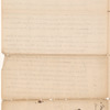 Letter from Lord Dorchester [Guy Carleton] to [William Wyndham] Grenville