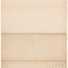 Letter from Lord Dorchester [Guy Carleton] to [William Wyndham] Grenville, enclosure B