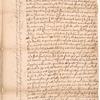 Letter from Captain Joachim Staets, Johannes Wendel, Barnard Lewis, Pieter Bogardus, and Reyer Jacobse Scharmerhorne