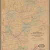 Map of the oil regions of western Pennsylvania and portions of eastern Ohio, New York & West Virginia: compiled from the best authorities & recent surveys
