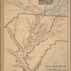 Map of the oil regions of Venango, Crawford & Warren counties, Pennsylvania: [sho]wing the principal oil wells on Allegheny River, Oil Creek, and tributaries