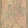 Map of the city of Worcester: Worcester Co. Mass.