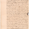 Papers belonging to the Presbyterian Church of New York dated 1718-1732