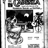 The Cadenza, Vol. 15, no. 1