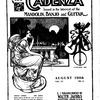 The Cadenza, Vol. 15, no. 2