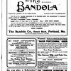 The Cadenza, Vol. 15, no. 3