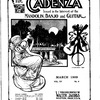 The Cadenza, Vol. 15, no. 9