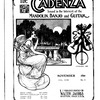 The Cadenza, Vol. 17, no. 5