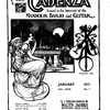The Cadenza, Vol. 18, no. 7