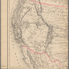 Colton's railroad and commercial map of the United States and Canada