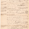 Minutes of Council June 28 and July 1, 1775 and declaration of Governor Tryon