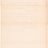 Parole to be taken by General [Benedict] Arnold from the inhabitants