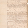 Proces verbal, et declaration du Roy a l'egard du Code Civil de 1667 dated 1679