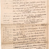 Extract of a letter from New York 24 February 1770