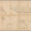 Sketch of The Narrows in Boston Harbor