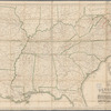 Perrine's new topographical war map of the Southern States: taken from the latest government surveys and official reports