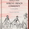 Getting to Know Africa's French Community