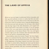 The Peoples of Africa