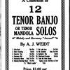 The Cadenza, Vol. 30, no. 3