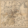 Map of Boston 1875: from A. Williams & Cos. map of Boston and the adjacent country, 1872