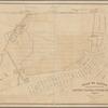 Plan of lands belonging to the Boston Water Power Company, Boston, 1855