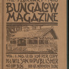 The Bungalow magazine, Vol. 1, no. 12