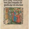 [Title Page:] Der Ritter vom Turn
