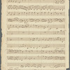 Collection of organ music, chiefly fugues