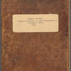 Surveying record book