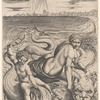 Venus and Eros Carried by Dolphins