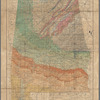 Geological map of Alabama