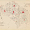 City of Washington, statistical maps