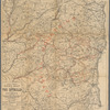 Van Loan's road map of the Catskills and vicinity: all of Greene County, most of Ulster and Delaware counties, and large portions of Albany, Schoharie, Otsego, and Sullivan counties
