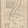 Map of Niagara Falls, and guide table: being a complete directory and guide to the Falls and vicinity, for remark on the spot or for reference at home