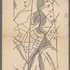 Map of park: as proposed by U.H. Crocker [Boston to Newton, Massachusetts]