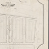 Plan of Public Garden: showing proposed arrangement of lots thereon