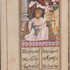 Âsaf al-Dawlah, ruler of Oudh (1189-1212 [1775-1797]) seated in front of cushions, with three attendants, fol. 10
