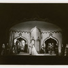 Paul Robeson (Othello), Uta Hagen (Desdemona) and cast in the stage production Othello