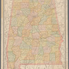 Rand, McNally & Co.'s Alabama